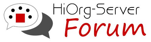 Forum HiOrg-Server